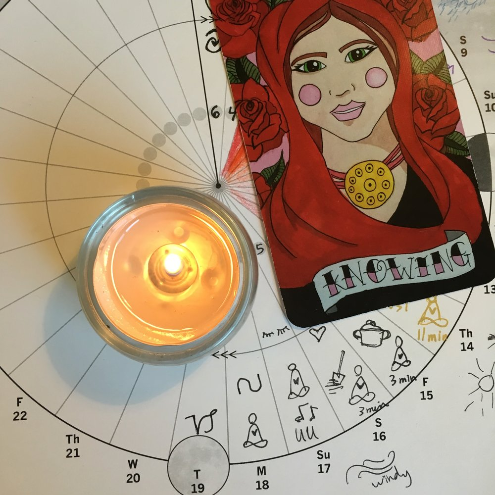 sassy she oracle cards by lisa lister