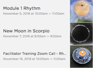 moon guide facilitator training
