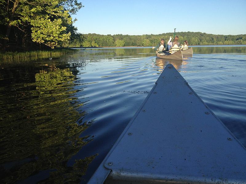 Canoe trip - CHECK!