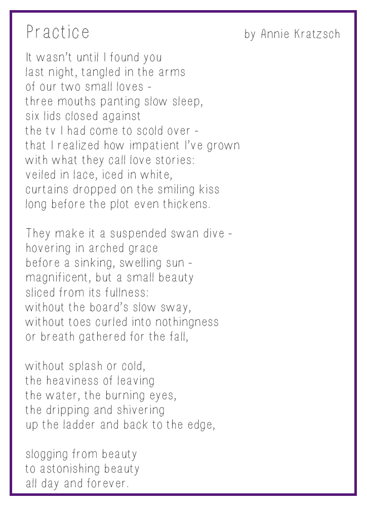 Annie Kratzsch My Best Friend And The Most Talented Writer I Know Wrote A Poem To Commemorate Day Just As She Had Decade Earlier