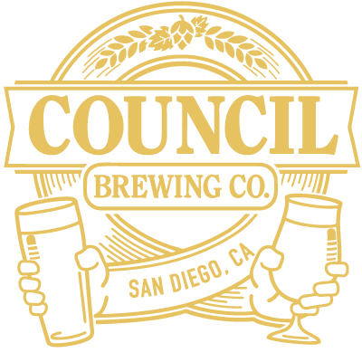 Council Brewing - San Diego Brewery offering West Coast IPA's, Barrel Aged & Sour Craft Beer