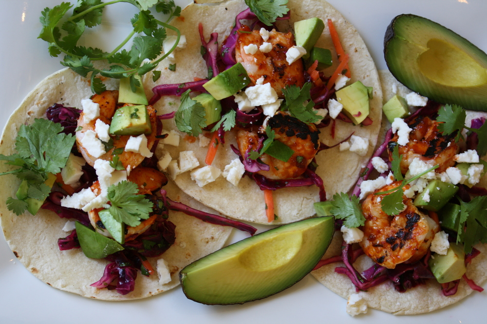 Kiwi Shrimp Banh Mi Tacos Recipes — Dishmaps
