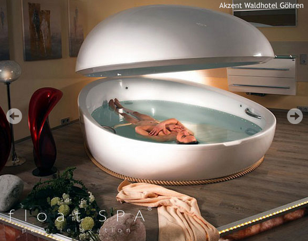 Float Spa — Where to Float