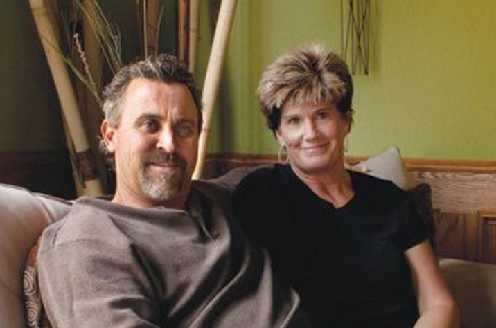 Pete & Donna O'Brien