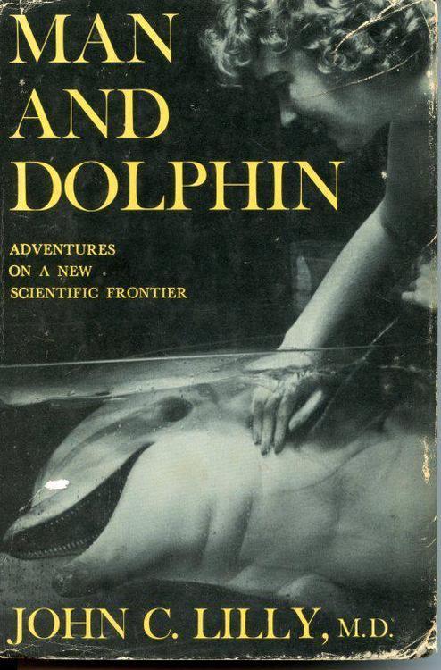 Man & Dolphin