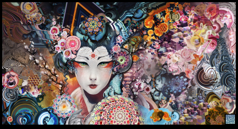 Digital Geisha