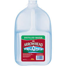 Pure Distilled Water