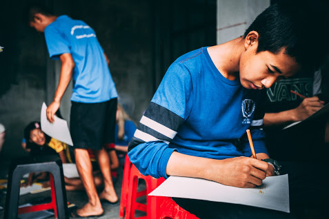 Our Mission - to transform, disciple, train, and empower the youth and young adults of oppressed people groups who transcend the Thai and Burma border.