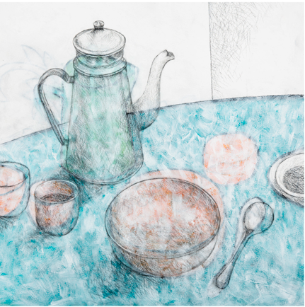 The art of tea, by Suzi Ting