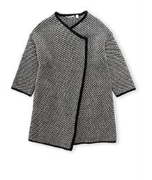 Trenery knit coat