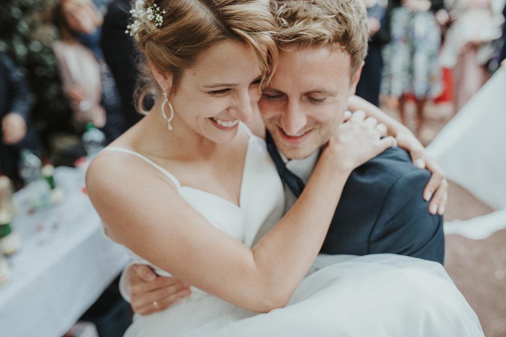<span>WEDDING</span><br />ein einzigartiger Tag