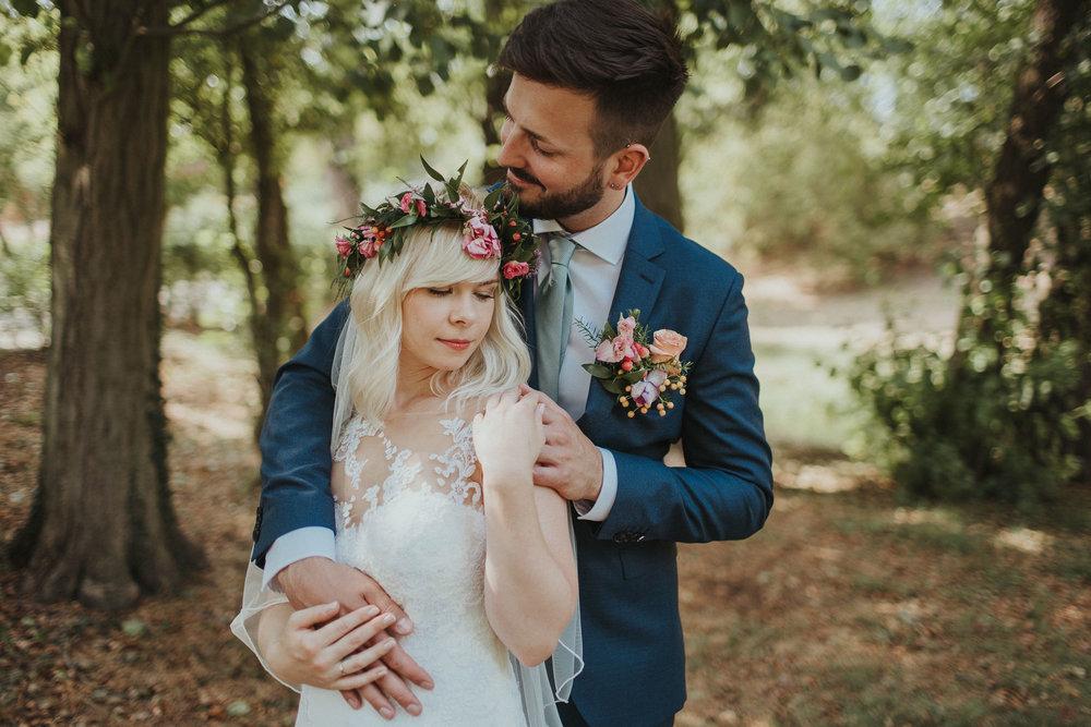 WEDDING ein einzigartiger Tag