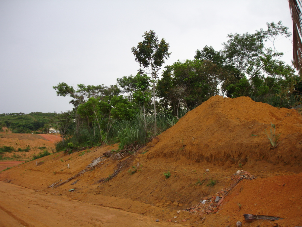 Site near Vitoria, Brazil
