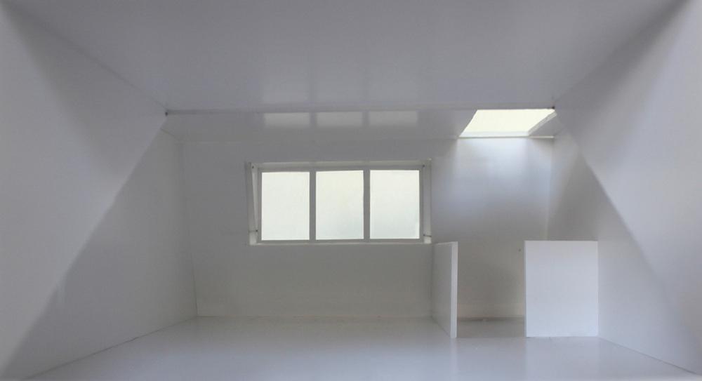 The proposed loft interior