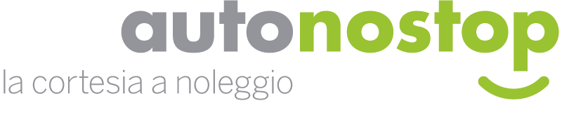 autonostop logo con payoff