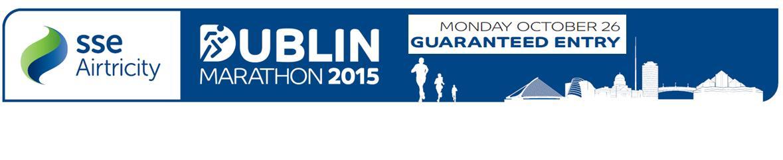 Dublin marathon 26.10.15