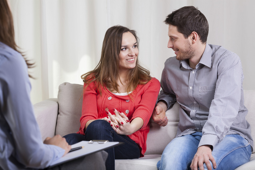 Marriage counseling compatibility test