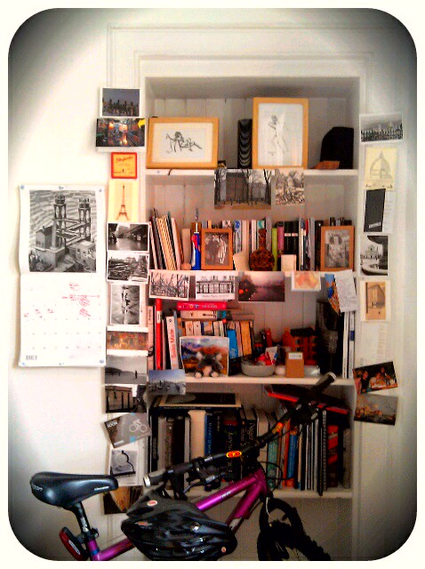 wall of inspiration …
