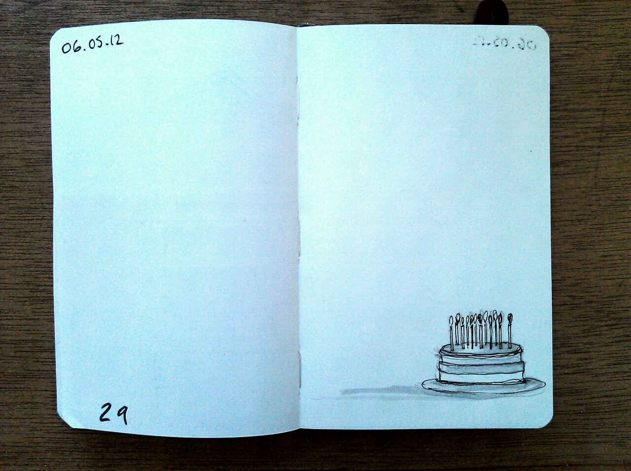 365 drawings later … day 96 … 29