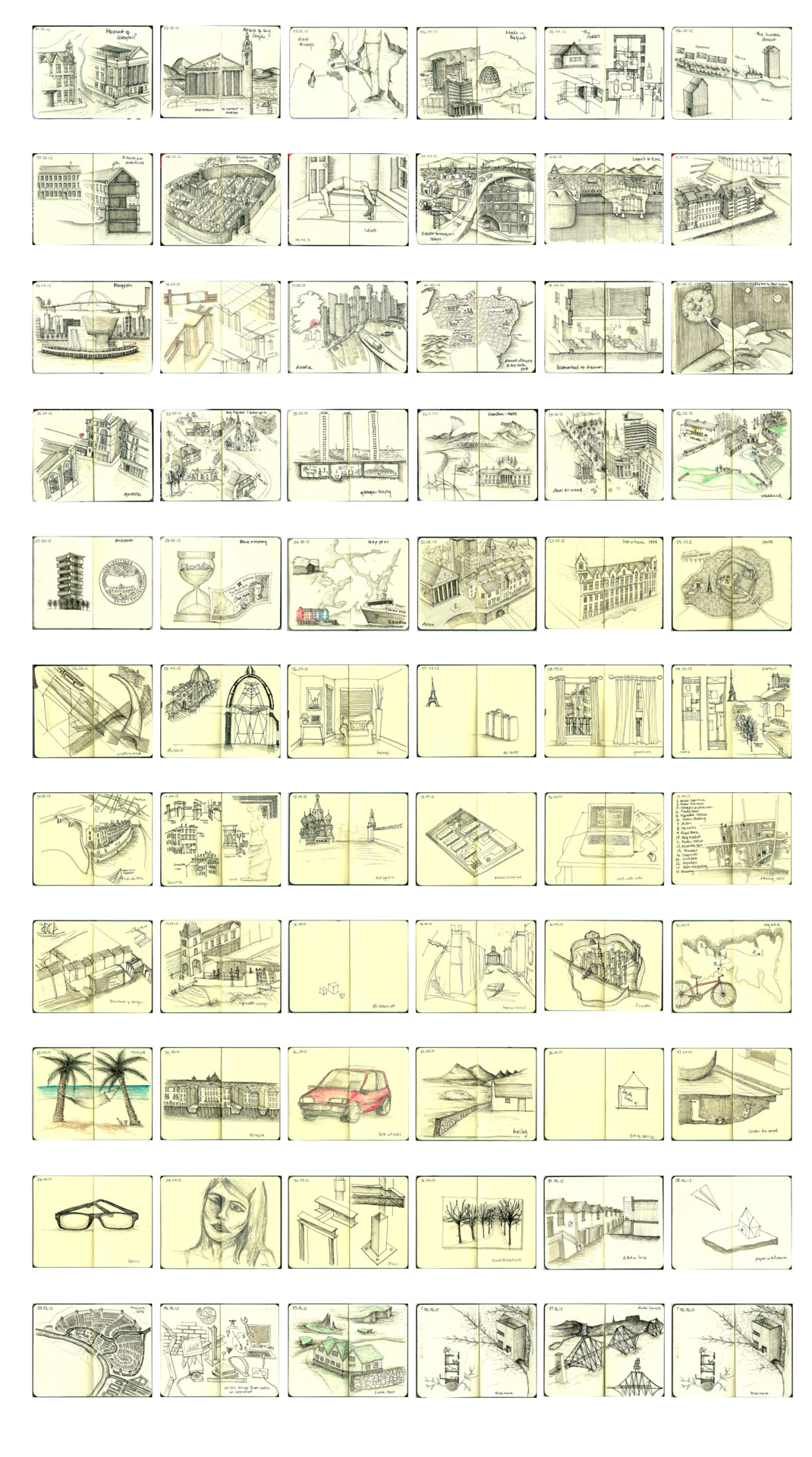 66 of 365 drawings … #stillgoingstrong