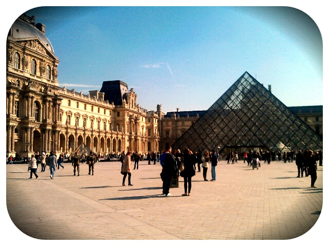 Paris, Je t'aime. You may be full of cliches but they exist for a reason, you're simply beautiful.