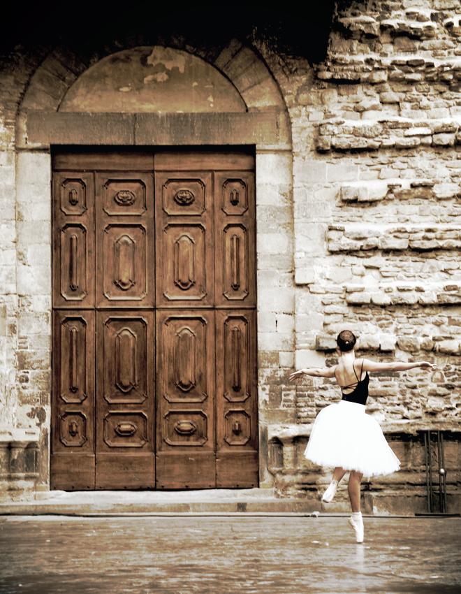 Ballerina, Arezzo, 2009