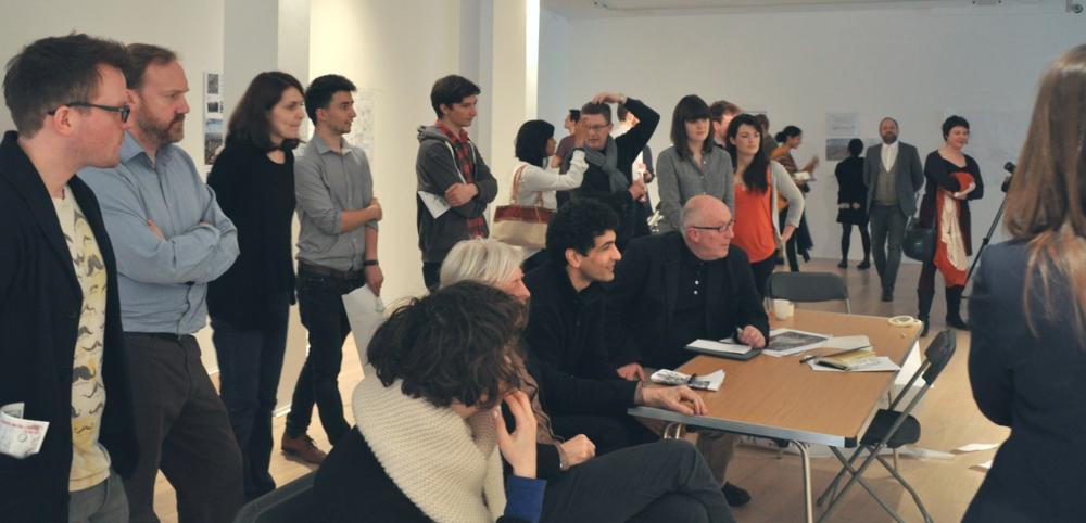 Presentations,  Paper Salon London, 2013