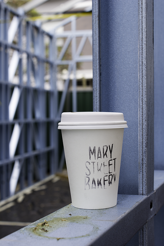Caffeine cravings satisfied, courtesy of  Mary Street Bakery  in Mt Lawley.