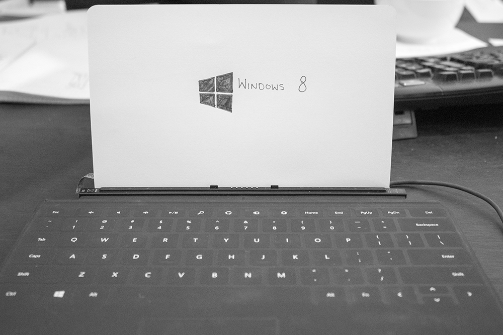 Windows 8™ - Arriving in your sketchbook, Q3 2014.