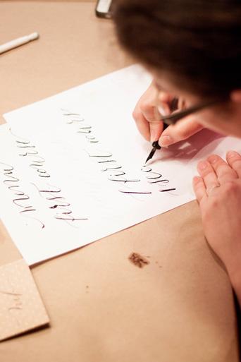 moira ink | philadelphia calligraphy