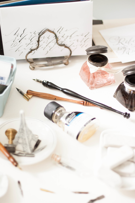 Modern Calligraphy Summit | Victoria Rothwell | Moira Design Studio