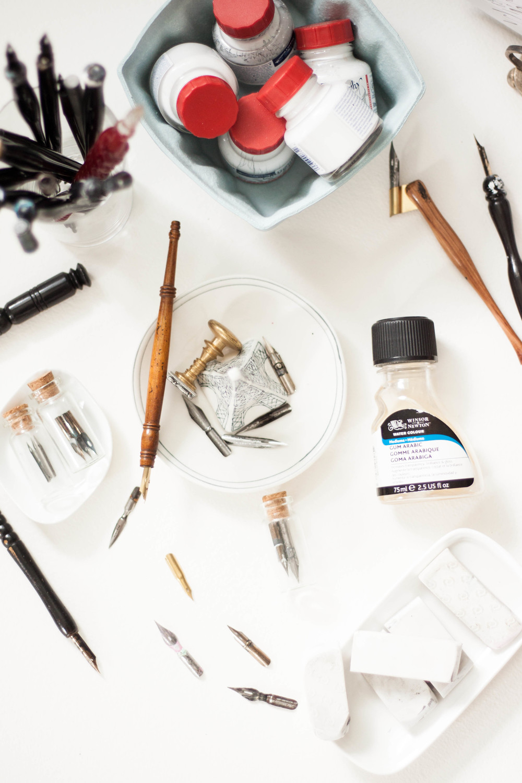 Modern Calligraphy Summit - Moira Design Studio - Victoria Rothwell