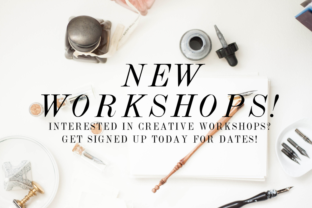 Design House of Moira | Workshops