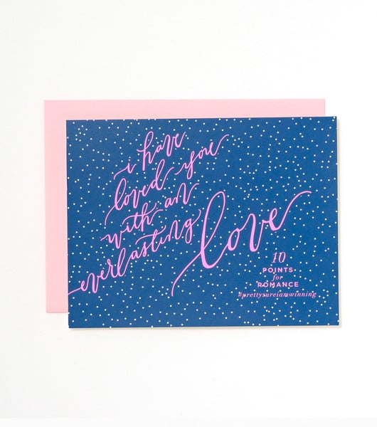 Letters for Love | Design House of Moira