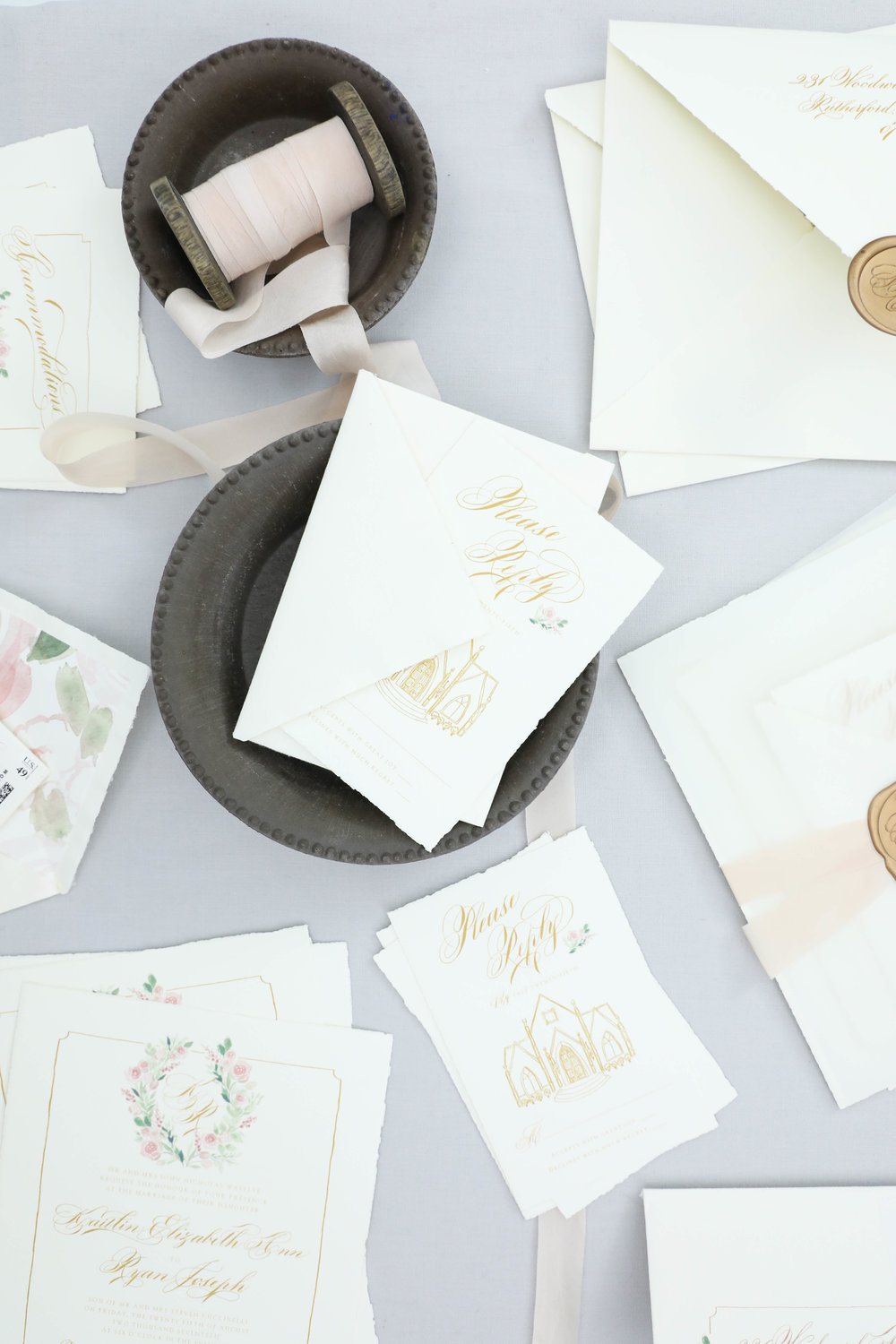 Design House of Moira | Bespoke | Custom Envelope Liner