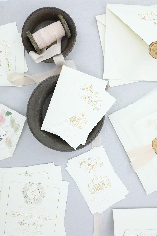 Design House of Moira | Bespoke | Custom Envelope Liner