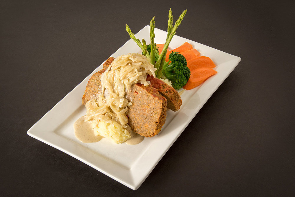 FOOD PHOTOGRAPHY MEAT LOAF