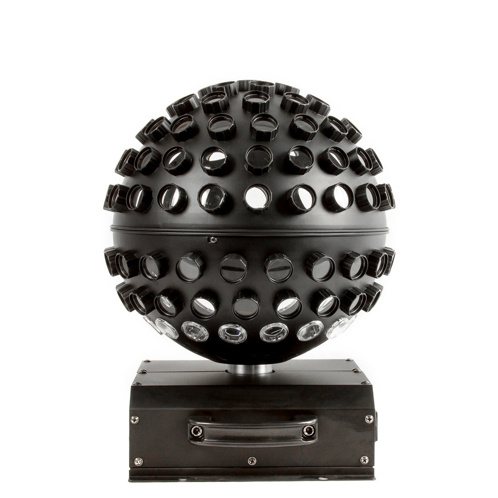 LED MIRROR BALL PRODUCT PHOTOGRAPHY