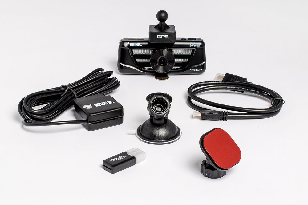DASHCAM PRODUCT PHOTOGRAPHY