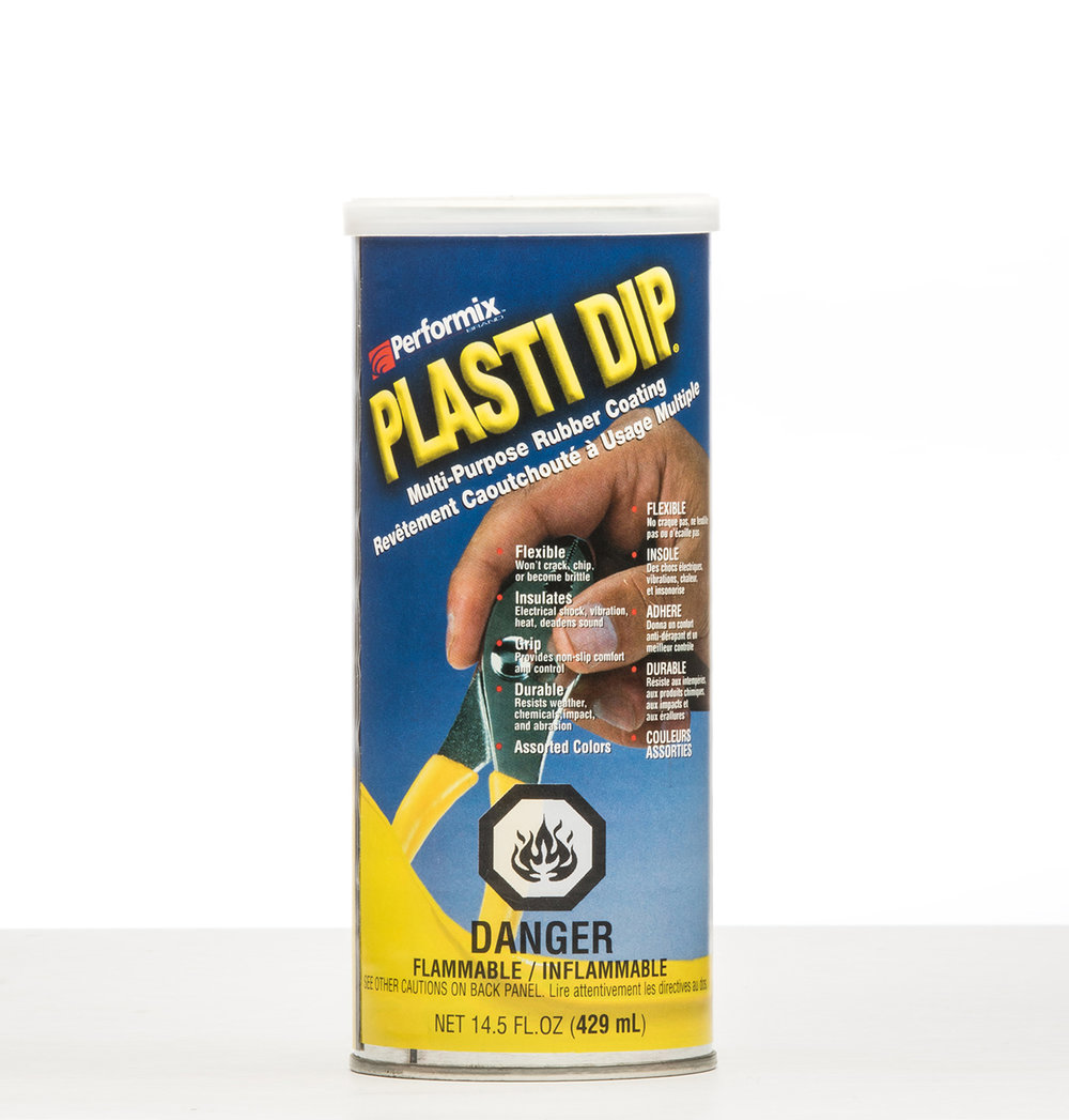 PLASTIC-DIP PRODUCT PHOTOGRAPHY