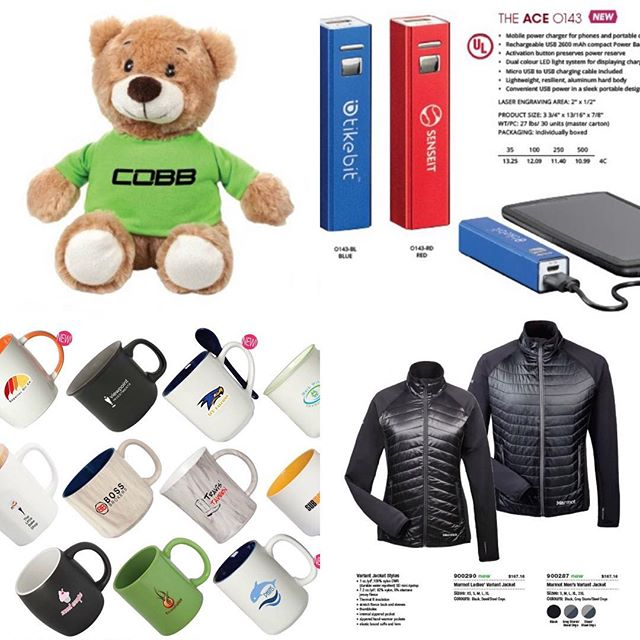 4 Tips on finding the right #promotionalproduct for your company! Check out our latest blog post at greenwoodcp.com/blog
