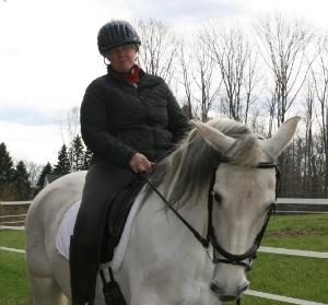 Sharon Knies and Sonrisa