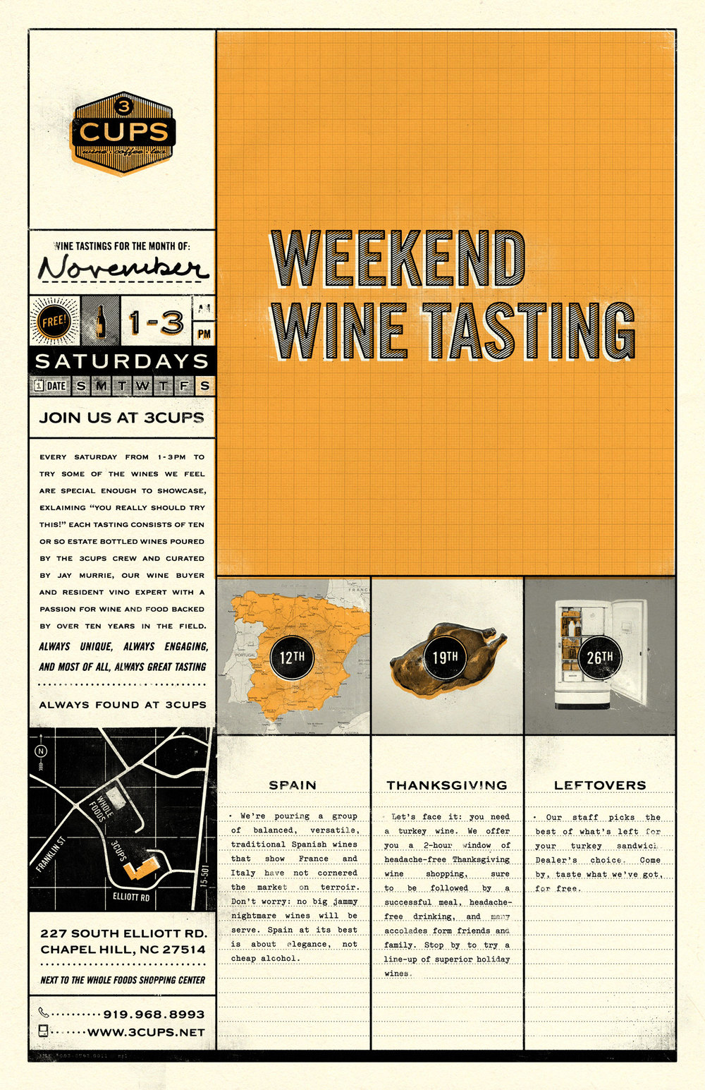 Weekend Wine Tastings
