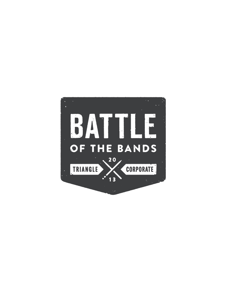 2013 Battle of the Bands Logo