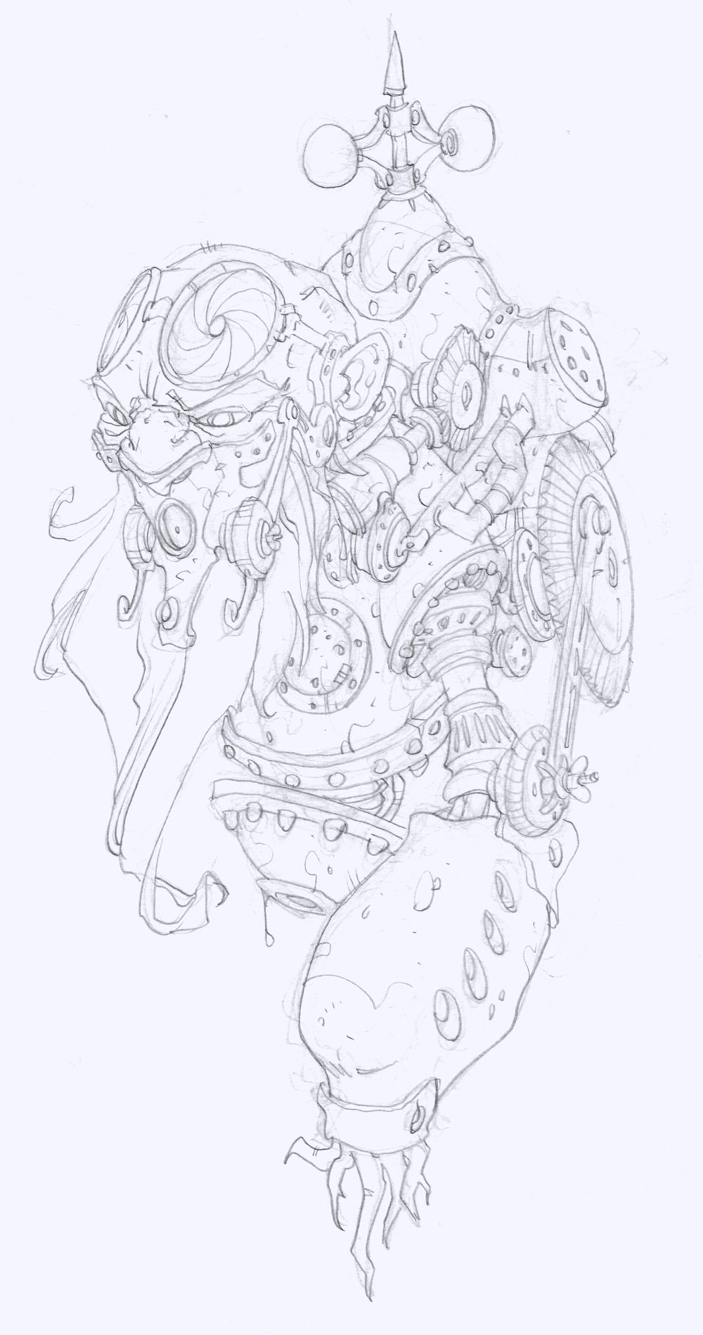 Rackham | Confrontation/Rag'Narok - Dwarves of Tir-Na-Bor | Edouard Guiton