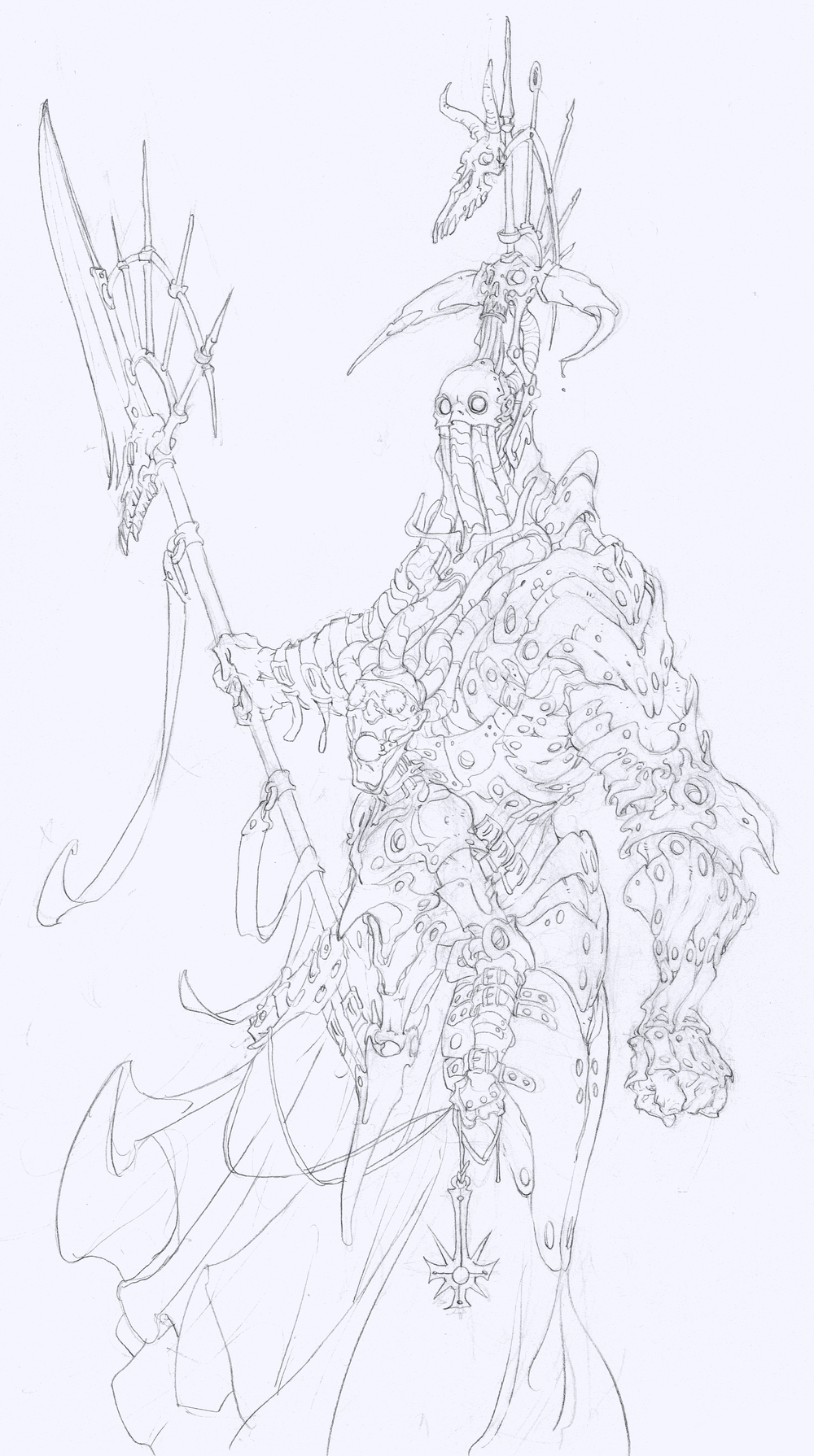 Rackham | Confrontation/Rag'Narok/Hybrid - Alchemists of Dirz | Edouard Guiton