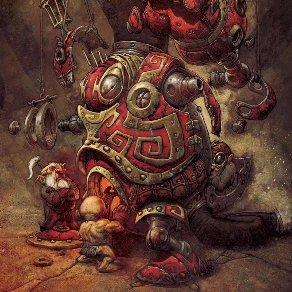 Confrontation - Dwarves