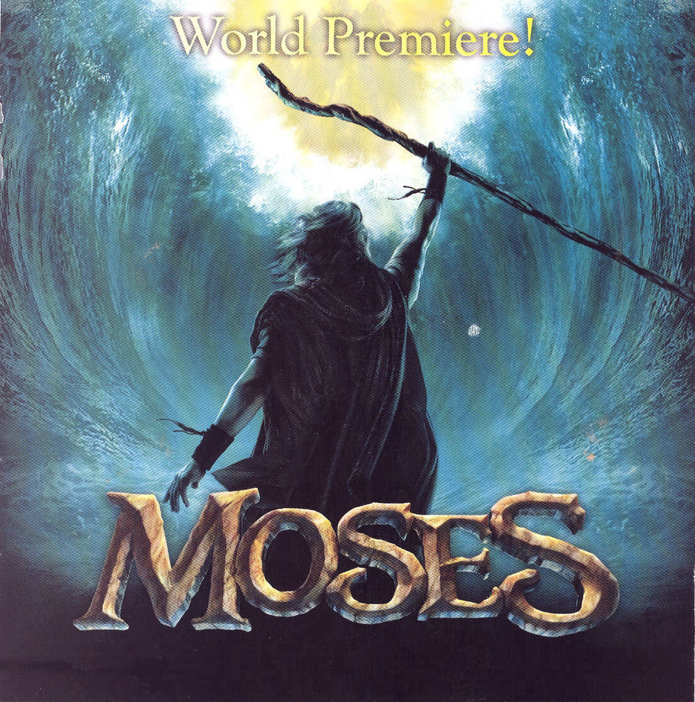 Moses – at Sight and Sound Theater – is, as you might expect, the story of the biblical character, Moses. The story follows him from his birth to the crossing of the .