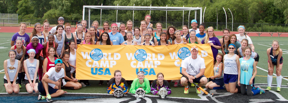 2016 Full WORLD FH CAMP @EHS. This includes four South African coaches and FH players from EHS, Webster Thomas & West Irondequoit