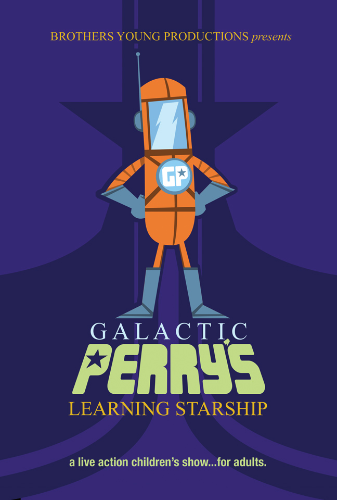 Galactic Perry's Learning Starship